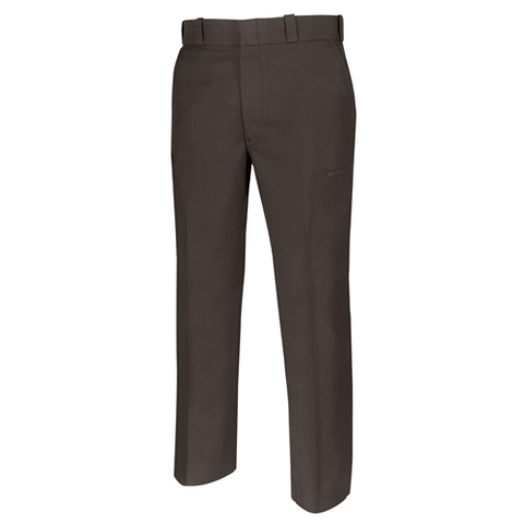 Elbeco  Men's Brown DutyMaxx Hidden Cargo Pockt Pants- Style ELB-E245RN