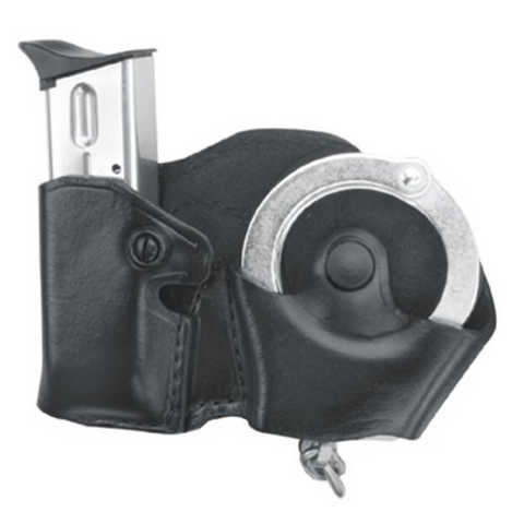 CUFF AND MAG CASE WITH BELT LOOPS