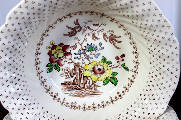 Royal Doulton, 2 Grantham Vegetable Bowls, Made in England 14838