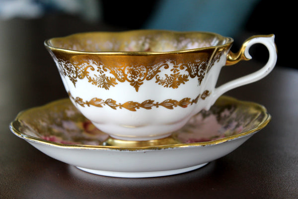 Royal Albert, Portrait Series, Tea Cup and Saucer, English Bone China 15641