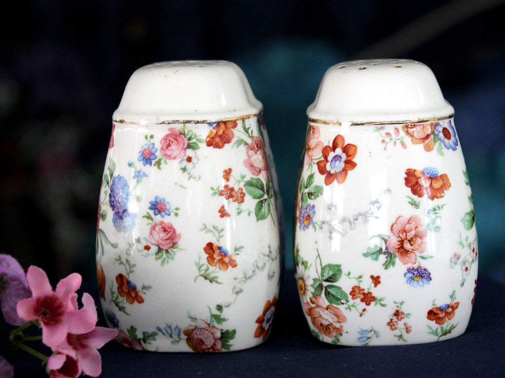 Chintz, Salt & Pepper, Original Corks 16017