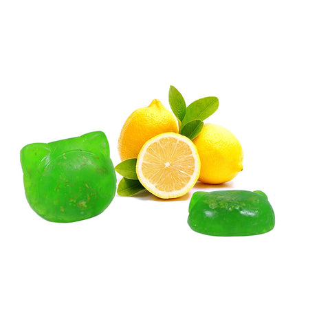 Lemon Soap With Rinds