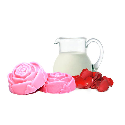 Milk & Rose Soap