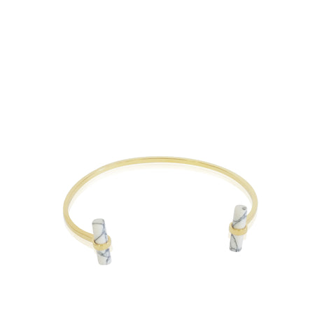 Ansley Cuff Bracelet - shopbanglejangle