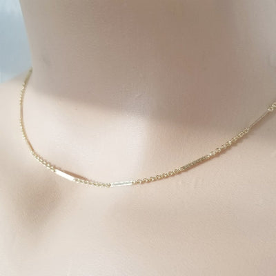 Mariah Chain Necklace