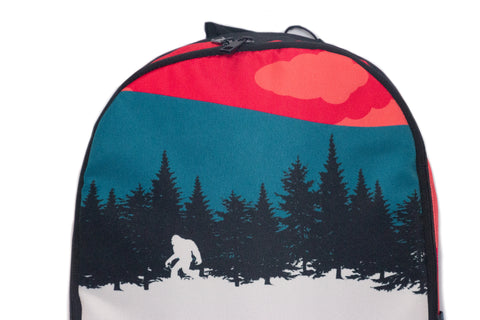 Nightfall Backpack (Geode Teal/Crimson)