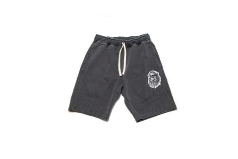 Mug Shot x Standard Issue Sweathshorts (Charcoal Grey)