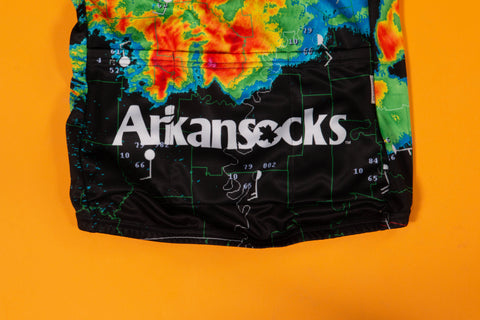 Owayo x Arkansocks LIT Radar Cycling Jersey