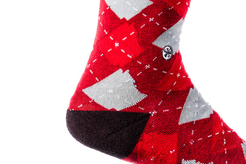ARgyle State Of Mind (Team Red/Ash Grey)