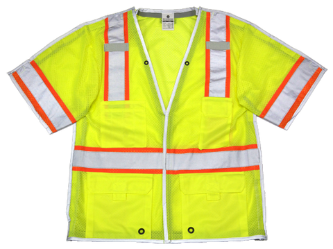 Brilliant Series Class 3 Breakaway Vest