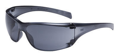3M Virtua AP Safety Glasses With Clear Frames And Gray Hard Coat Lens (20 Per Case)