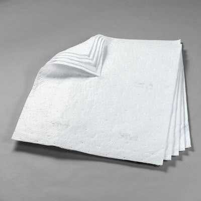 "3M High Capacity Petroleum Sorbent Pad 17"" X 19"""
