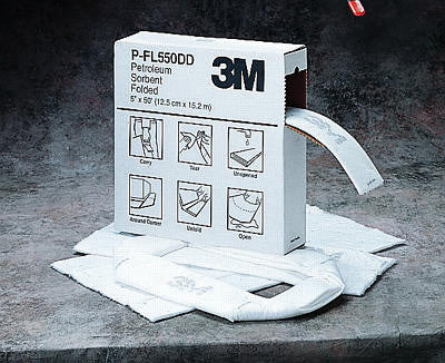3M Folded High Capacity Petroleum Sorbent