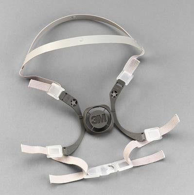 3M Head Harness Assembly For 6000 Series Respirator