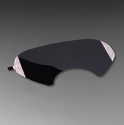 3M Tinted Lens Cover For 6000 Series Respirator  (25 Per Case)