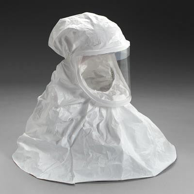3M Replacement Tyvek QC Large Hood