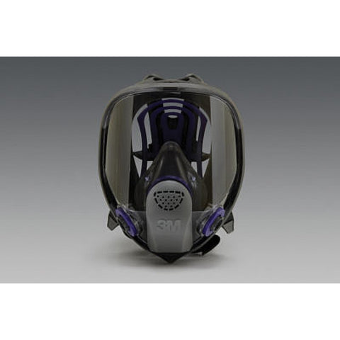 3M Large Ultimate FF FX-400 Full Face Facepiece With Scotchgard Lens Coating