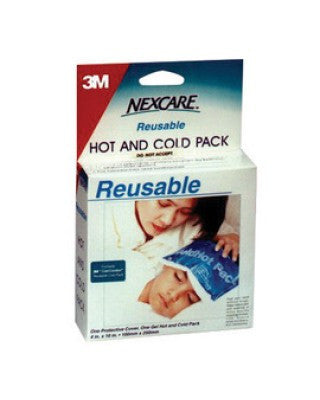 "3M 4 3/4"" X 10 1/2"" Cover For Nexcare 1570 Cold or Hot Pack (100 Per Box)"