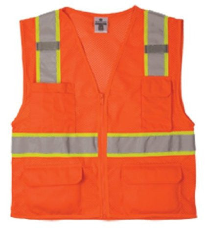 Ultra-Cool Mesh Multi-Pocket Vest