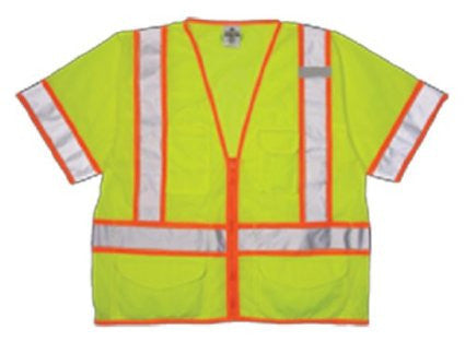 Ultra-Cool Mesh Class 3 Surveyors Vest