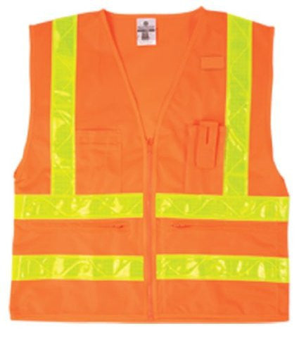 Multi-Function Multi-Zipper Vest