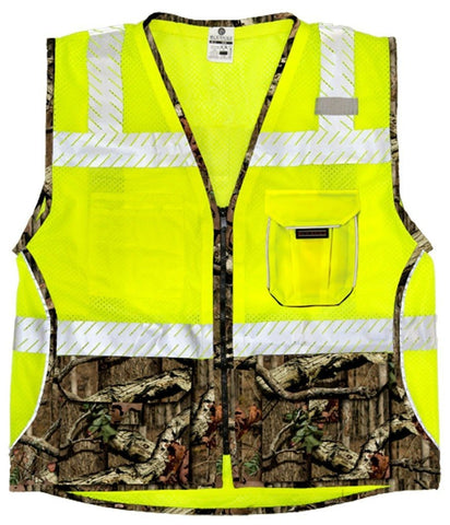 Premium Brilliant Series Heavy Duty Vest - Mossy OakŒ¬