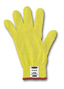 Ansell GoldKnit - Light Weight - Kevlar String Knit - Cut Resistant Glove - Size 8