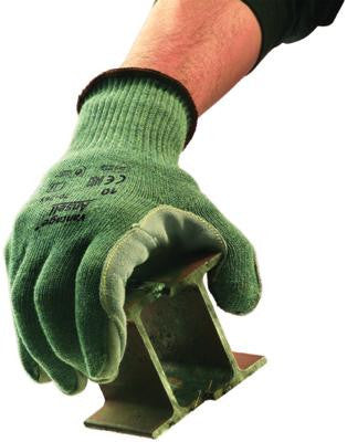 Ansell Vantage - Medium Weight - Kevlar - Cut Resistant Glove - Size 9