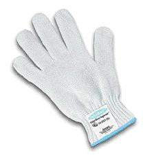 Ansell Polar Bear Supreme - Heavy Weight - Stainless Steel - Cut Resistant Glove - Size 6