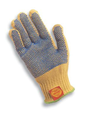 Ansell GoldKnit - Medium Weight - Kevlar - Cut Resistant Glove - Size 9