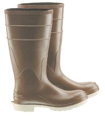 "Onguard Industries Size 10 Polymax Ultra Brown 16"" Boot With Ultragrip Sipe Outsole"