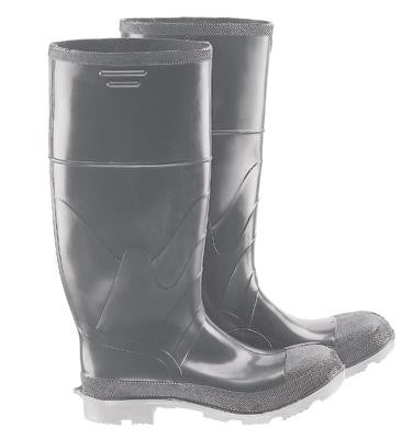"Onguard Industries Size 10 Polyblend Black 16"" Polyurethane And PVC Boots With Cleated Outsole"