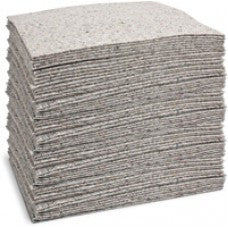 "Brady SPC 15"" X 19"" Medium Weight Re-Form Sorbent Pad"
