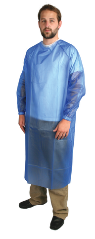 Splash Protection PVC Coat Apron