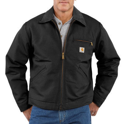 Carhartt 2X Regular Black Arctic Quilt Lined 12 Ounce Cotton Duck Traditional Jacket