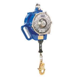 Capital Safety DBI-SALA 50' Sealed-Blok RSQ Self Retracting Lifeline With Dual-Mode