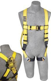 DBI/SALA Universal Delta II Full Body Harness With Quick-Connect Buckle Legs
