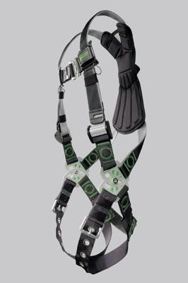 Miller Universal Revolution Welder's Harness With DualTech Webbing And Tongue Buckle Legs