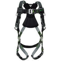 Miller Universal Revolution Harness With Kevlar/Nomex Webbing And Tongue Buckle Legs