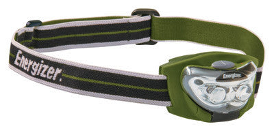 Energizer Camoflauge LED Pivoting Headbeam Flashlight (Includes 3 AAA Batteries)