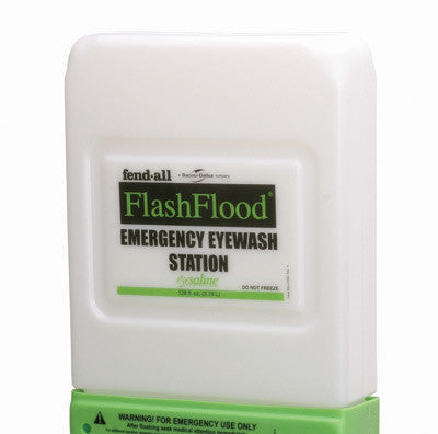 Fend-all Flash Flood Emergency Eye Wash Refill Cartridge For Use With Flash Flood Eye Wash Station