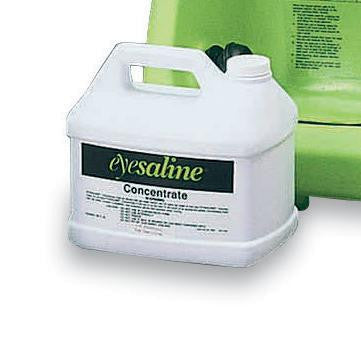 Fend-all 180 Ounce  Sperian Saline Concentrate Eye Wash Solution For Porta Stream I, ll  Or Other 14-16 Gallon Eye Wash Stations
