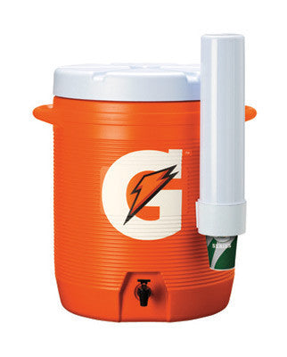 Gatorade 10 Gallon Upright Cooler/Dispenser With Fast Flow Faucet