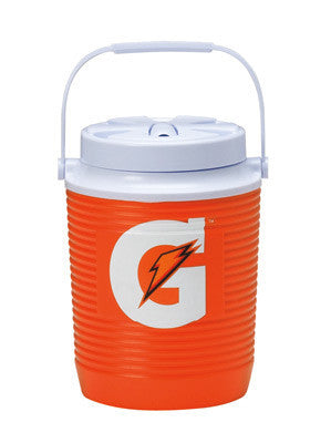 Gatorade 1 Gallon Cooler/Dispenser With Fast Flow Faucet And Carry Handle