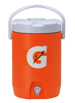 Gatorade 3 Gallon Cooler/Dispenser With Fast Flow Faucet And Carry Handle