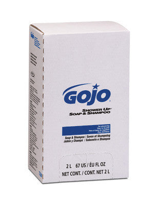 GOJO 2000 ml Refill Rose PRO 2000 SHOWER UP Soap And Shampoo