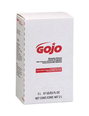 GOJO 2000 ml Refill POWER GOLD Hand Cleaner