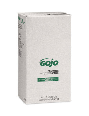 GOJO 5000 ml Refill MULTI GREEN Multi-Purpose Hand Cleaner