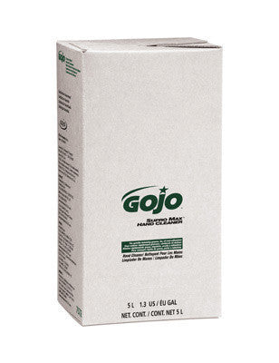 GOJO 5000 ml Refill SUPRO MAX Lotion Hand Cleaner