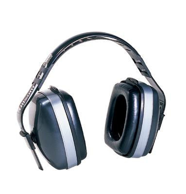 Howard Leight Viking V3 Black Multi Position Noise Blocking Earmuffs